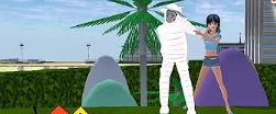 ID Labirin Menuju Negeri Peri Di Sakura School Simulator