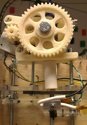 The Gregs extruder setup.