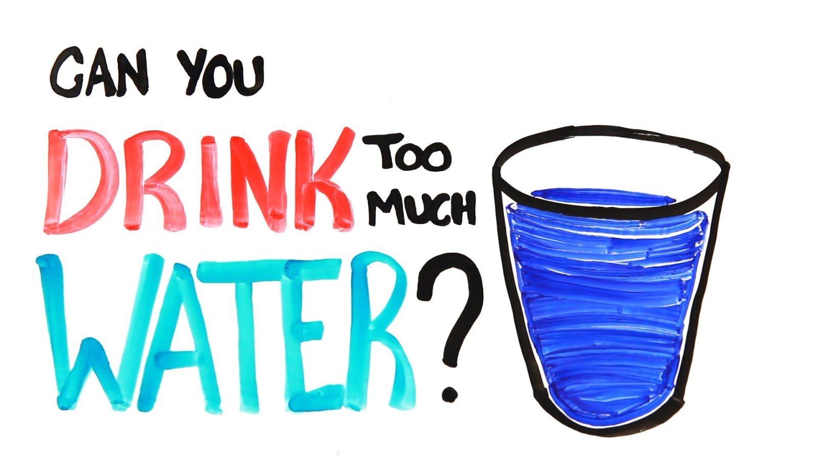 How Much Water Do We Really Need To Drink Daily