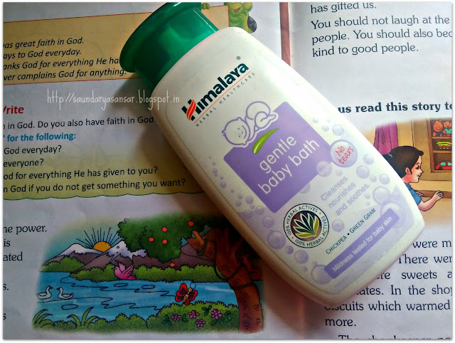Himalaya Gentle Baby Bath-No Tears
