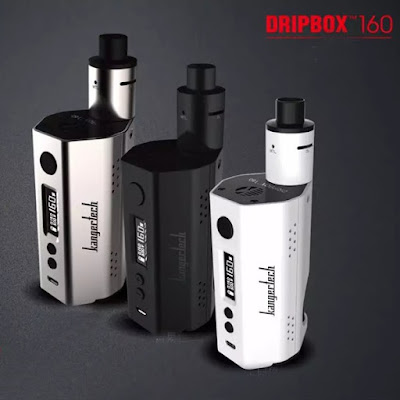Which color of Dripbox 160 Starter kit do you like?