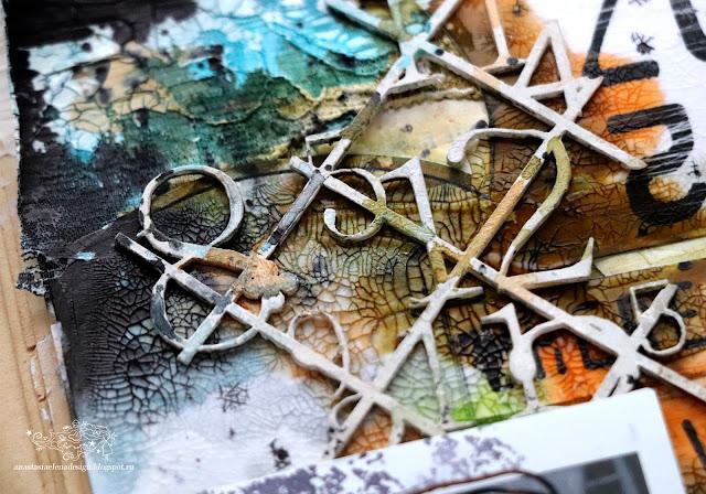@nastyalena #artjournal #artjournalart #scrapbooking