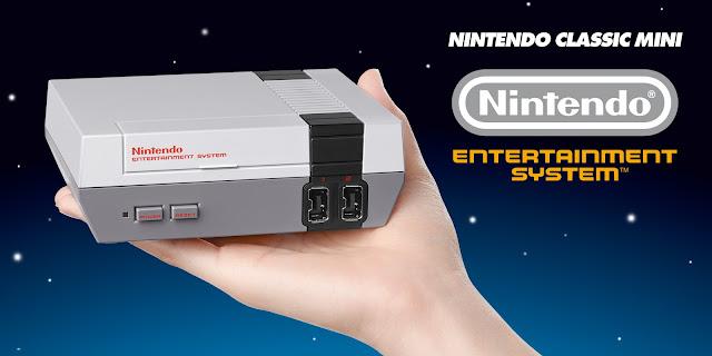 Nintendo volverá a producir NES Classic Mini