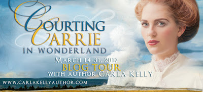 Blog Tour - Courting Carrie in Wonderland