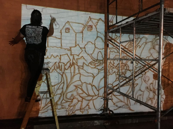 Graffiti In Indonesia Throwback Interview With Artist Wormo 2012