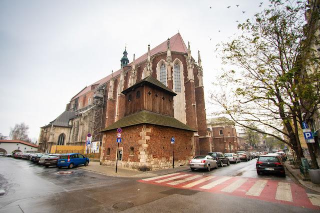 Chiesa di Santa Caterina-Kazimierz-Cracovia