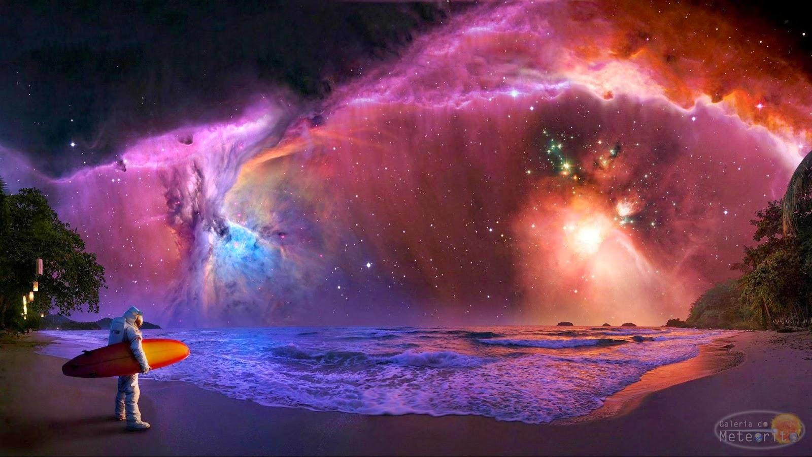papel de parede astronomia