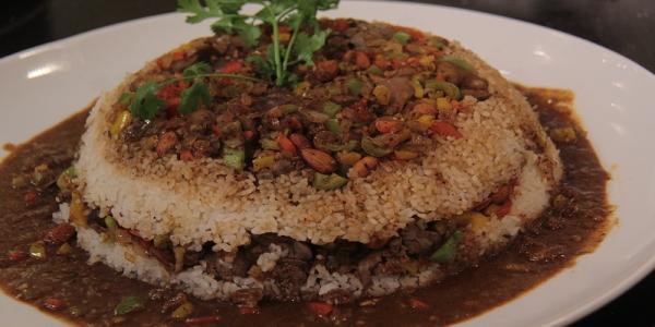 3 وصفات لعمل الأرز بالكبد والقوانص شهي ولذيذ
