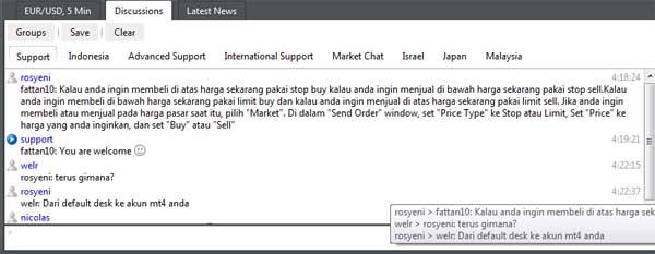 Tutorial Trading dengan Steamster AGEA Marketiva