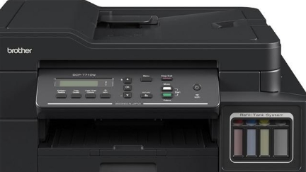 Wireless Printer Terbaik Brother DCP-T710W