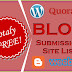 Top 61 Blog Submission Site List with High Domain Authority Free