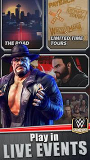 WWE Champions Free Puzzle RPG APK Mod Updated Latest Version