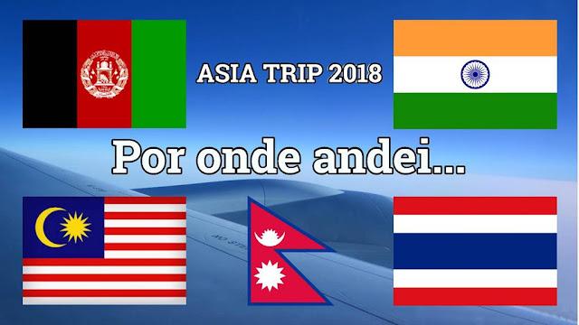 Ásia 2018