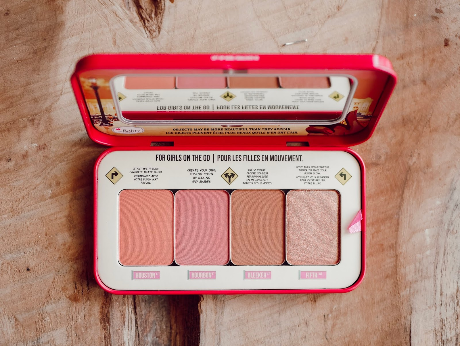 The Balm - Autobalm GRLPWDR