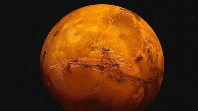 Um Candidato que veio de Marte
