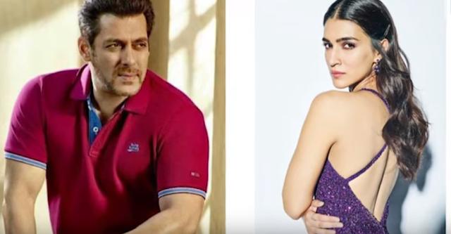 Salman Khan new heroine Kriti