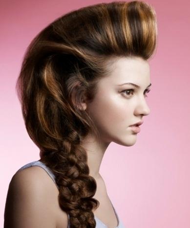 Beautiful Wavy formal Hair Images | Best Glaze Implants Yummy Hair ...
