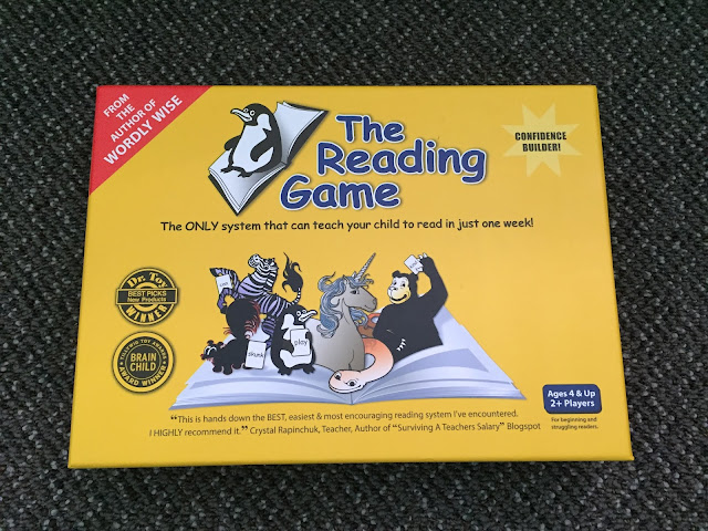 The Reading Game review