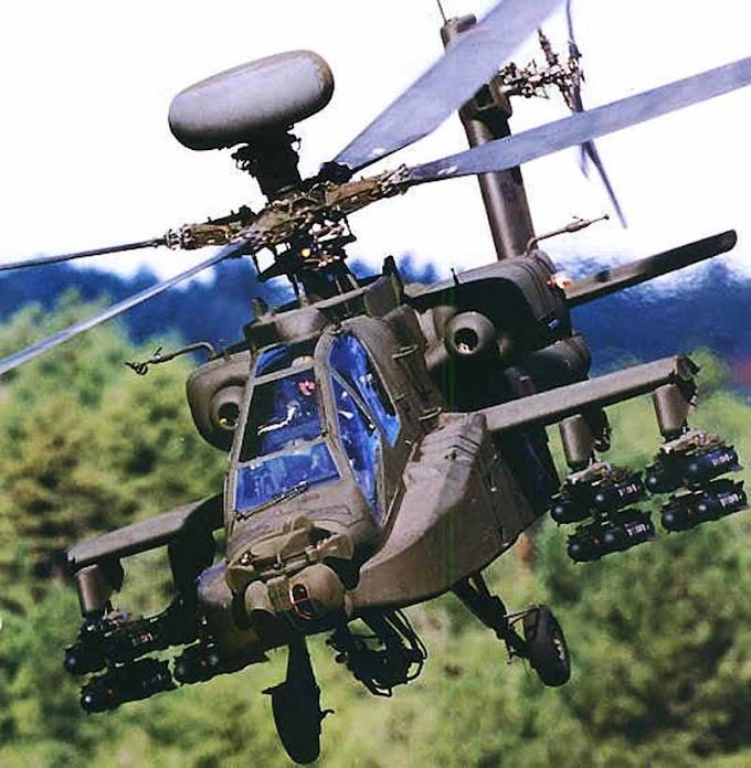 Vem aí mais um helicóptero