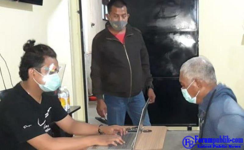 """Polresta Banyumas Tangkap """"HR"""" Residivis Pelaku Pencurian Dengan Pemberatan"""