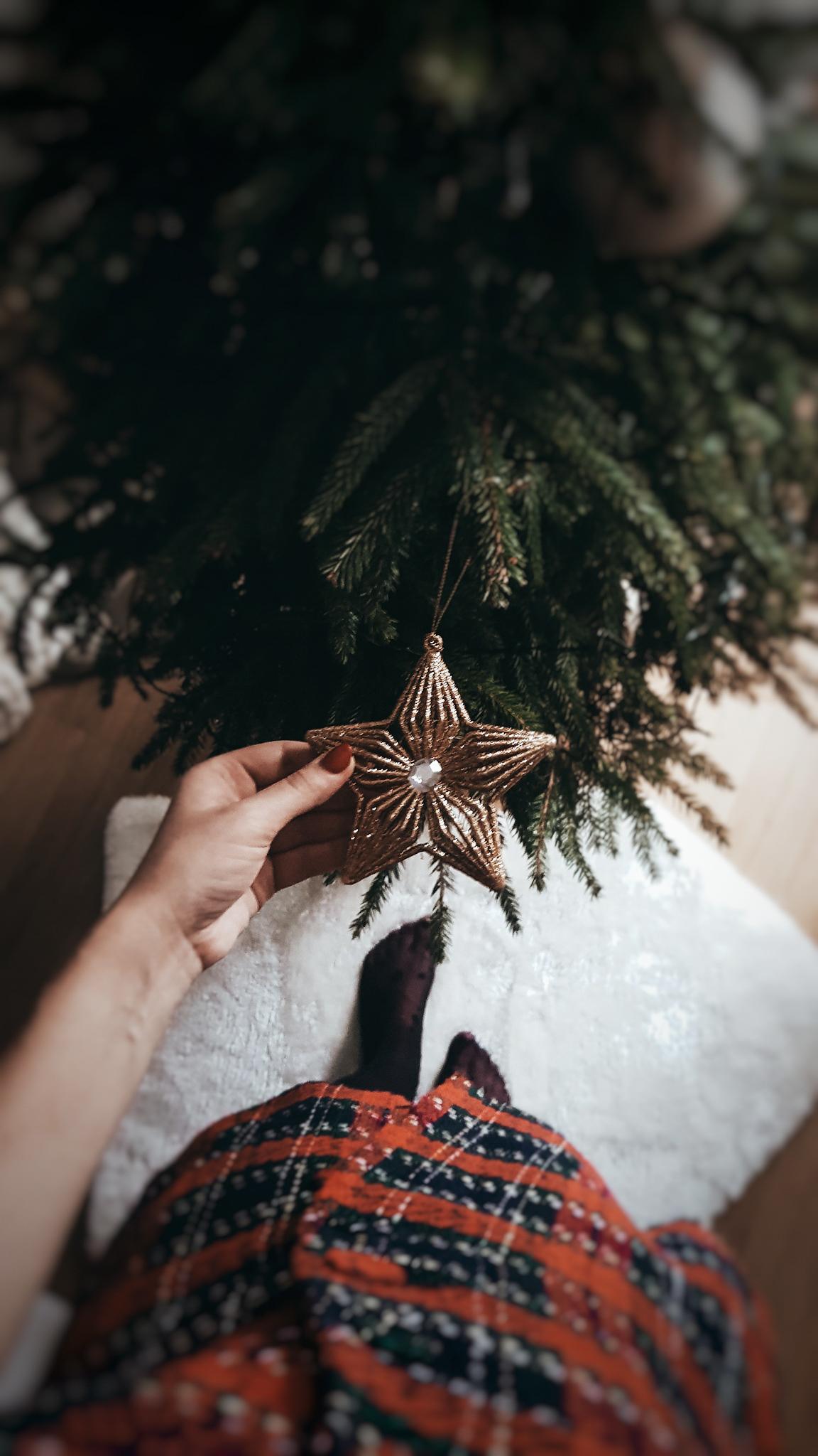 Choinka inspiracje. Boże Narodzenie ozdoby .