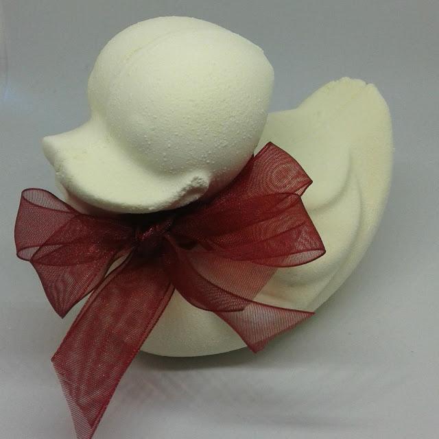 duck bath bomb