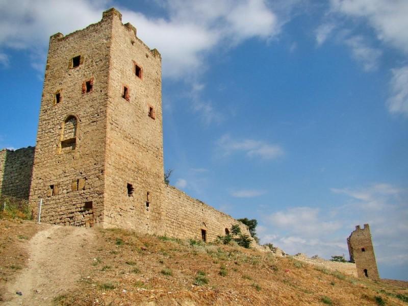 Генуэзская крепость Каффа