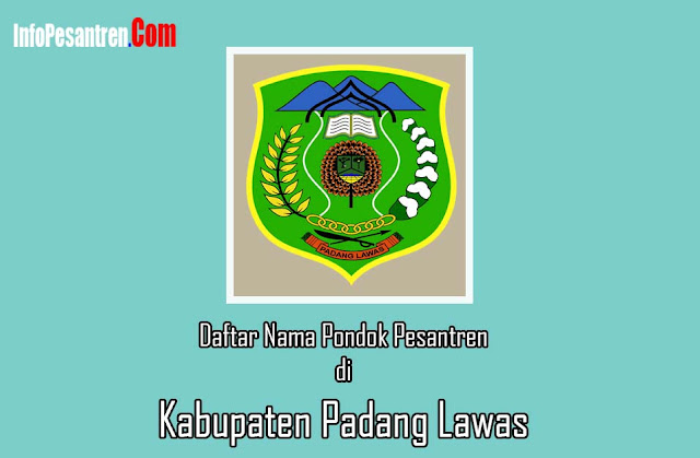 Pesantren di Kabupaten Padang Lawas