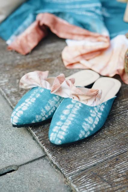 model sepatu wanita terbaru warna bumi