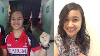 Kecantikan & Kegantengan Bibit Muda Bulutangkis Indonesia Bikin Pentonton Terpesona