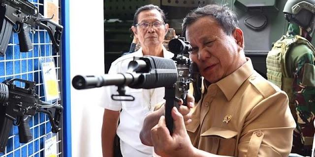 Prabowo Dan Glenny Teman Dekat, PT TMI: Tidak Ada Satu Kontrak Pun Dengan Kemenhan