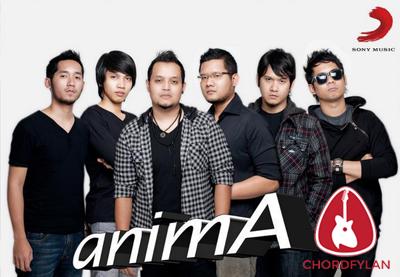 Lirik dan chord Andai Saja - Anima