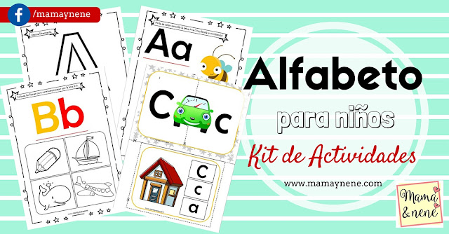 KIDS-NIÑOS-ALFABETO-FREEBIES-IMPRIMIBLES-MAMAYNENE