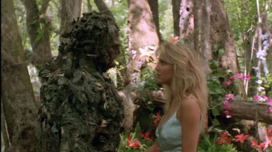 It's a SWAMP THING...You Wouldn't Understand