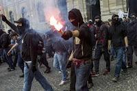 A Perpignan, l'acte 37 des Gilets Jaunes a été marqué par la dégradation de la permanence parlementaire du député de La République En Marche Romain Grau.