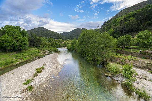 Río Gardon, Mialet - Francia, por El Guisante Verde Project