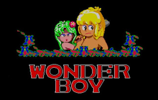 Videojuego Wonder Boy - 1986