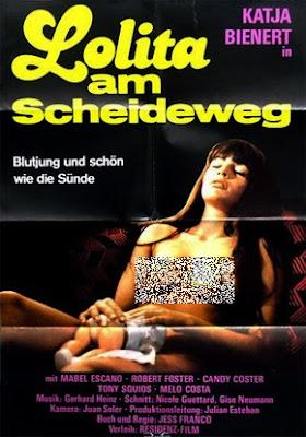 Lolita am Scheideweg. 1980.