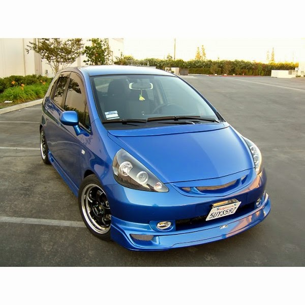 Body Kit Honda Jazz 04-06 Full Bloom