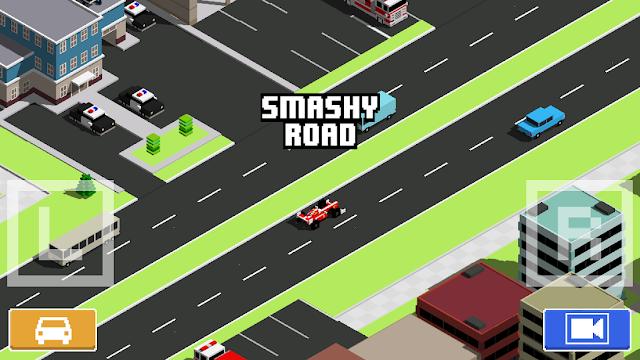 Smashy Road: Wanted Hileli APK - Sınırsız Para Hileli