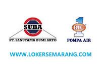Loker Semarang Salesman di PT Sanutama Bumi Arto