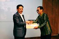 Lobi Dana Rp10 Milyar, Walikota Bima Bertemu Kepala Perpustakaan Nasional