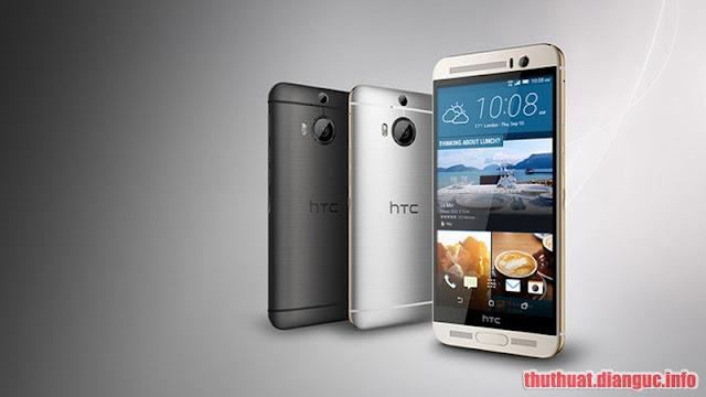 Rom gốc RUU (zip) cứu máy cho HTC One M9+ (HIAU_ML_TUHL)