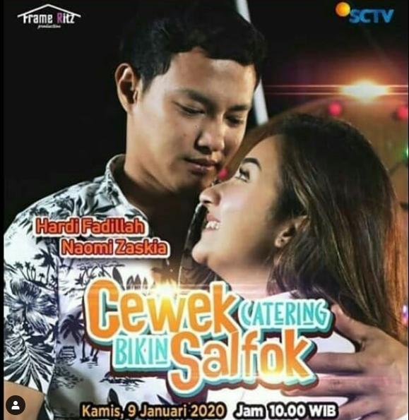 Daftar Lengkap Pemain, IG Pemain FTV Cewek Catering Bikin Salfok, Lagu, Foto
