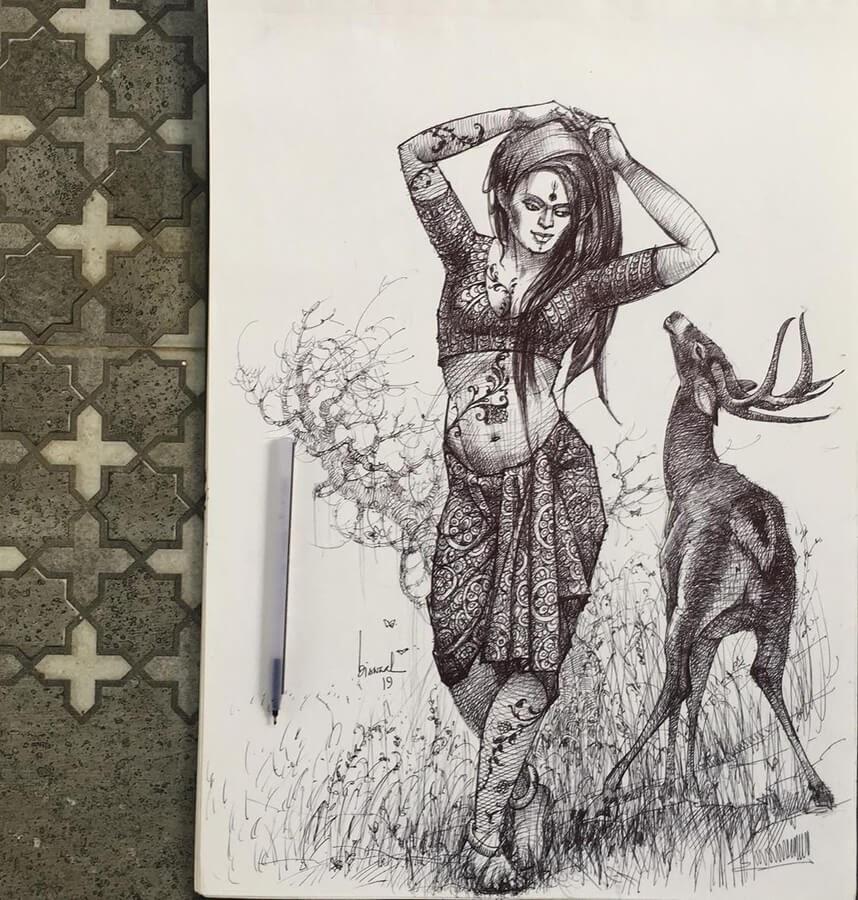 05-Oh Deer-Bijay-Biswaal-www-designstack-co