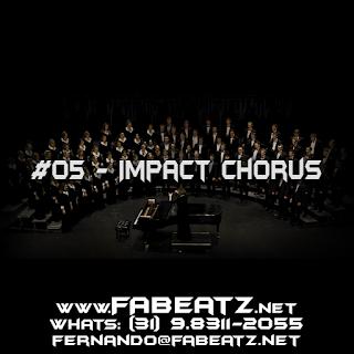 Beat à Venda: #05 - Impact Chorus [Trap 130]