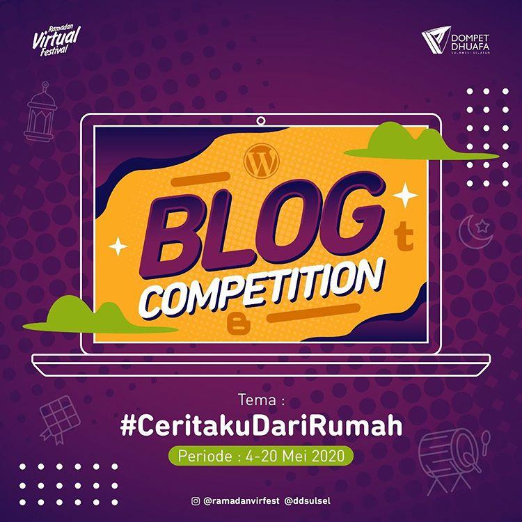 blog competition Kebaikan, Ramadhan dan Covid-19