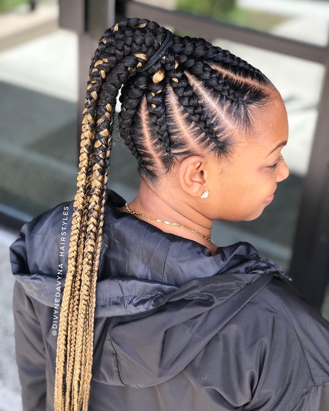 40 Amazing Braids Styles Latest Hairstyles You Simply Must Try Zaineey S Blog