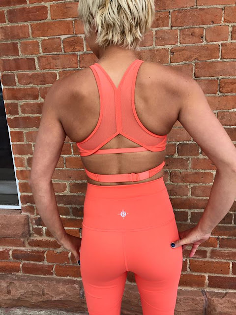 lululemon wanderlust yoga-haven-bra highest-times-pant red