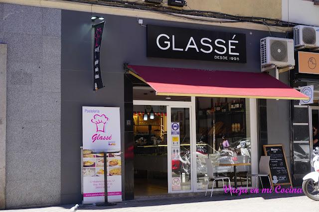 Pastelería Glassé Madrid